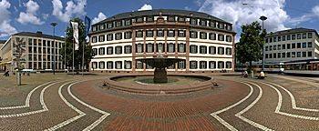 Luisenplatz  Darmstadt