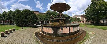 Mathildenplatz Darmstadt