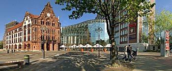Friedensplatz Dortmund