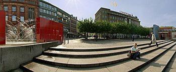 Hansaplatz  Dortmund