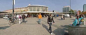 Hauptbahnhof Dortmund