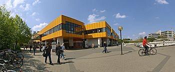 Uni-Mensa Dortmund