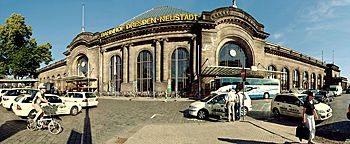 Bahnhof Dresden-Neustadt Dresden