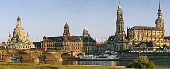 Elbufer Dresden  Dresden