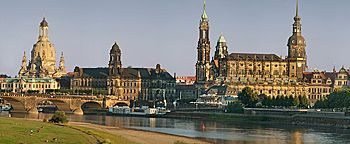 Skyline Dresden  Dresden