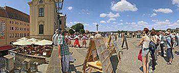 Touristen-Attraktionen  Dresden