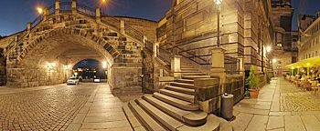 Treppenaufgang Dresden