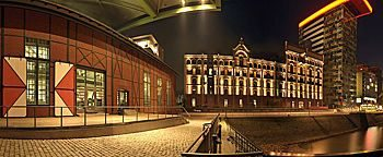 Alte Mälzerei Medienhafen Düsseldorf
