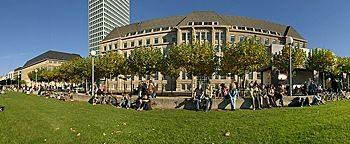 Alte Staatskanzlei Düsseldorf