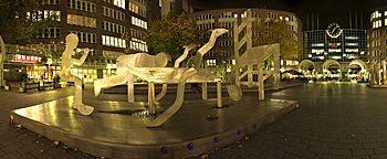 Bertha-von-Suttner-Platz  Düsseldorf