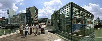 Brückenhaus Düsseldorf
