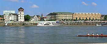 Düsseldorf am Rhein Düsseldorf