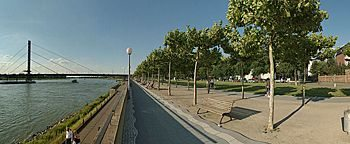 Joseph-Beuys-Ufer Düsseldorf