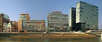 Kai Medienhafen Düsseldorf