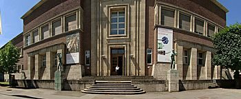 Kulturzentrum Ehrenhof Düsseldorf