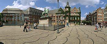 Marktplatz 2007 Düsseldorf