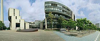 Platz des Landtags Düsseldorf