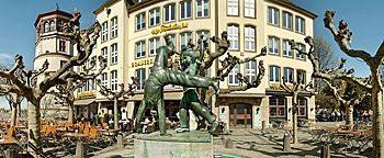 Radschläger-Brunnen Düsseldorf