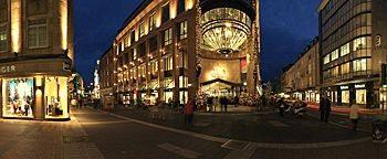 Schadow Arkaden Düsseldorf