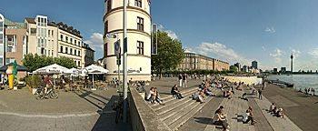 Schlossufer Düsseldorf