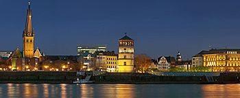 Skyline Düsseldorf Düsseldorf