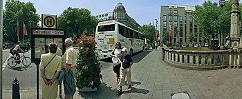 Stadtrundfahrt Düsseldorf