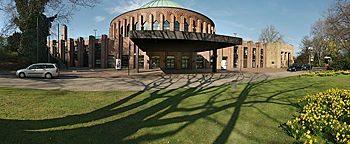 Tonhallen-Eingang Düsseldorf
