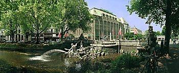 Triton-Brunnen Düsseldorf