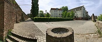 Am Alten Wehrgang InnenhafenDuisburg