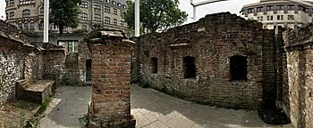 Ausgrabungen Alter Markt Duisburg