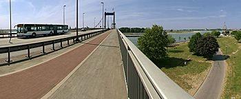 Friedrich-Ebert-Brücke Duisburg