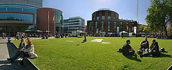 König-Heinrich-Platz Duisburg