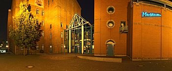 Kultur- und Stadthistorisches Museum Innenhafen Duisburg