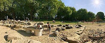 Matsch-Spielplatz Duisburg