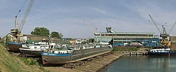 Meidericher Schiffswerft Duisburg