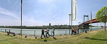Rheinpromenade Duisburg