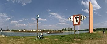 Ruhrmündung Duisburg
