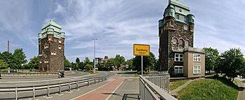 Ruhrort Duisburg