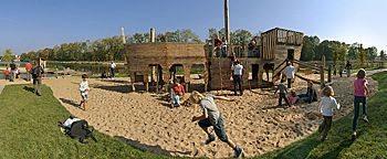 Sandspielplatz Sportpark WedauDuisburg