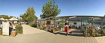 Seehaus Sportpark WedauDuisburg