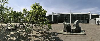 Skulpturenpark Lehmbruck-Museum Duisburg