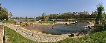 Wasserspielplatz ::: Duisburg