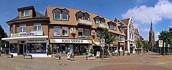 Kirchstraße - Karlstraße Emsdetten