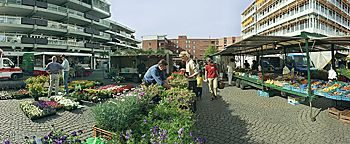 Marktplatz Emsdetten