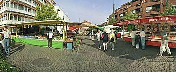 Wochenmarkt Emsdetten