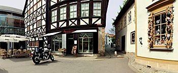 Benediktsplatz  Erfurt