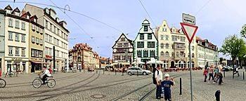 Gasthäuser  Erfurt