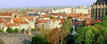 Stadt Erfurt Erfurt