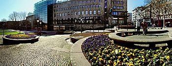 Burgplatz Essen