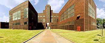 Design Zentrum Zeche Zollverein Essen